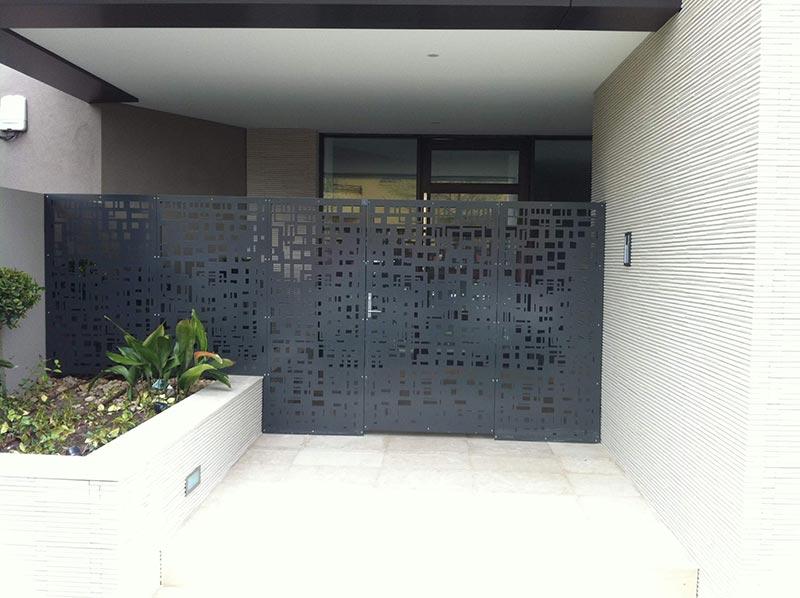 Decorative Security Doors